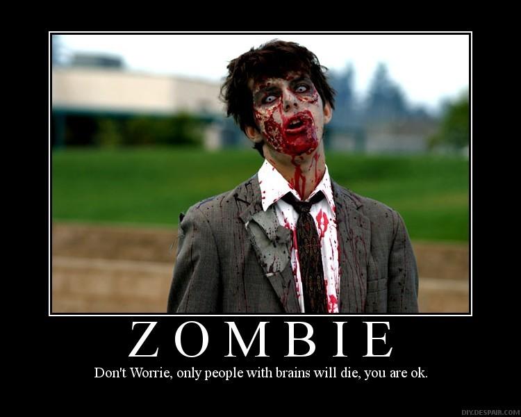 Zombie demovation