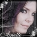 anette olzon - nightwish icon