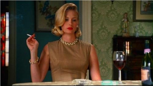 as Betty Draper- season 1