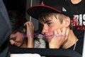 aww. is Justin crying ? =/