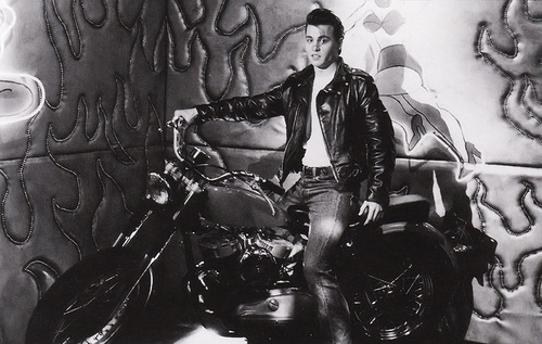Cry Baby wallpaper possibly with a strada, via and a hip boot entitled bad boy