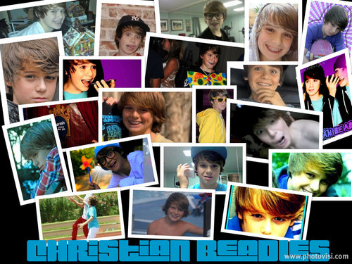 collage of CB