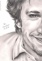 drawing - guillaume-canet photo