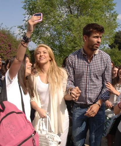 fan Shakira pique