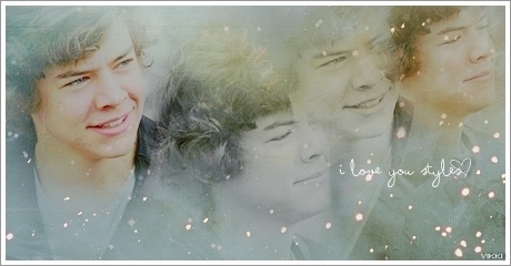 harry styles is my whole life <3