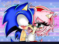 i love u amy rose - sonamy photo