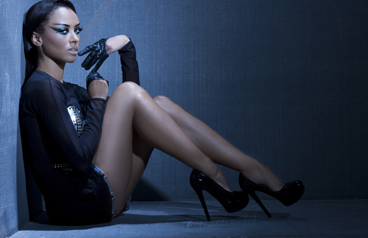 kat graham new photoshoot