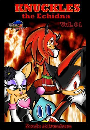 knuckles the devil