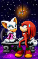 mistletoe with knuckles