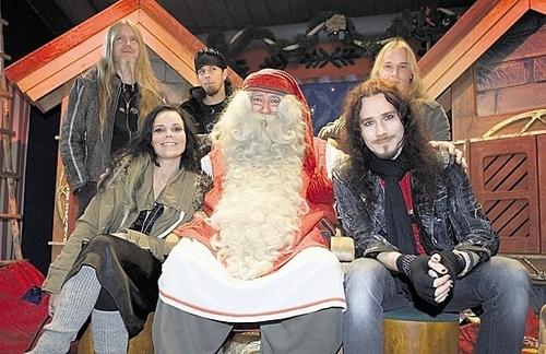 Nightwish wallpaper titled nw christmas