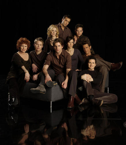 Queer As Folk 壁纸 containing a business suit entitled qaf