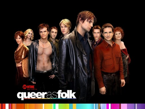 Queer As Folk wallpaper with a well dressed person titled qaf