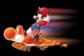 red hot Yoshi!