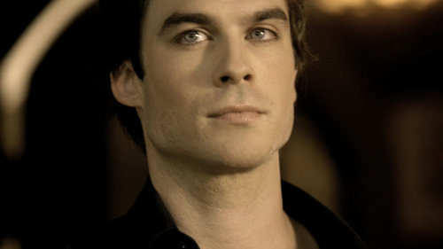 Damon Salvatore wallpaper possibly with a portrait entitled salv(damon)atore