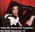 take my hand  - michael-jackson photo