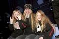 antto, miro and marco hietala - nightwish photo
