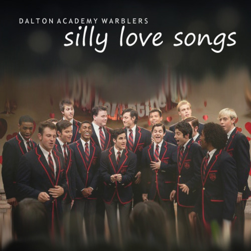 Dalton Academy Warblers wallpaper with a business suit, a suit, and an academic gown called warblers cover
