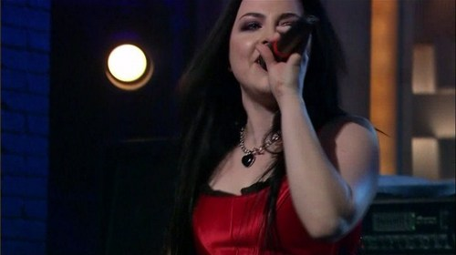 Amy Lee wallpaper possibly containing attractiveness titled ♥Amy Lee♥