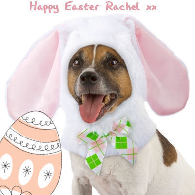 ❤ Happy Easter Rachel ❤