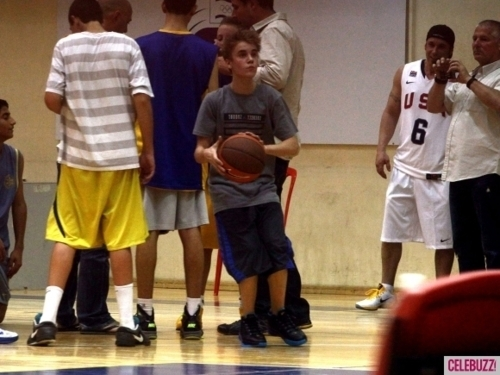 ♥.JUSTIN PLAYIN basketball, basket-ball