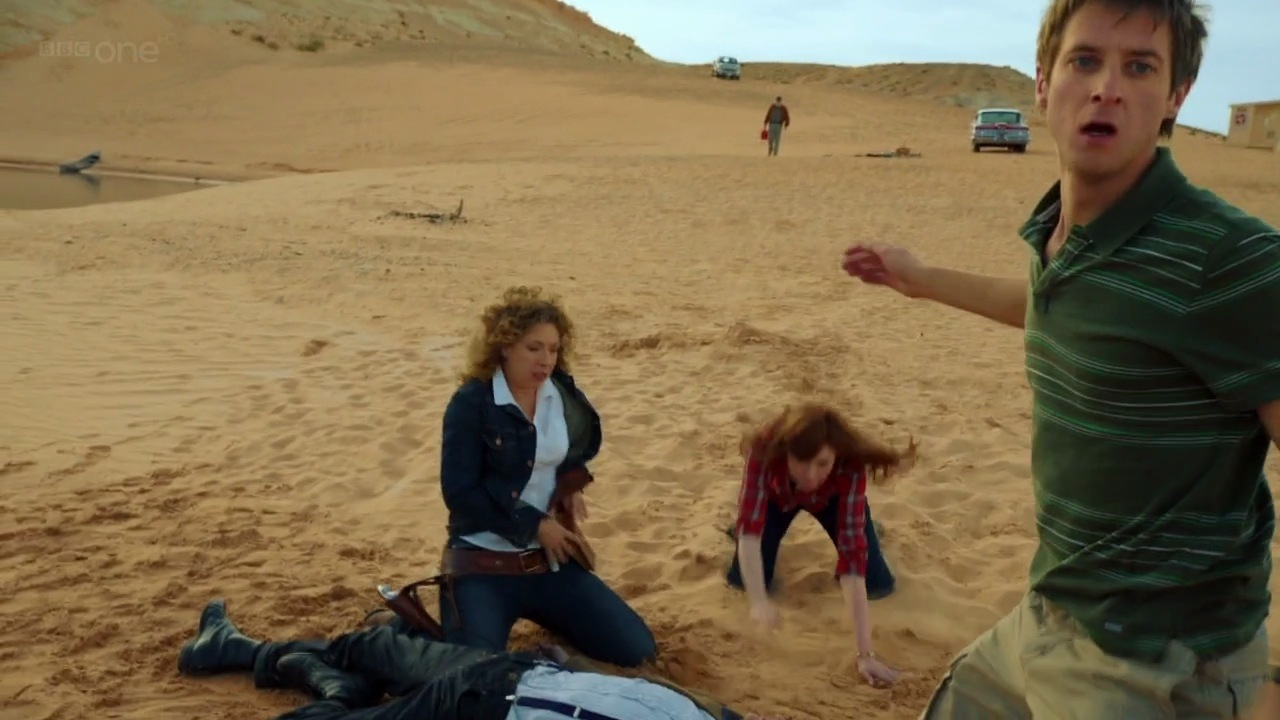 6x01 The Impossible Astronaut - Doctor Who Image (21347462 ...