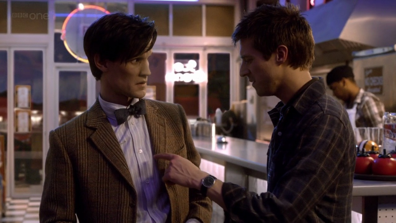 6x01 The Impossible Astronaut