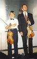 Alex and his dad ^ ^ - alexander-rybak photo