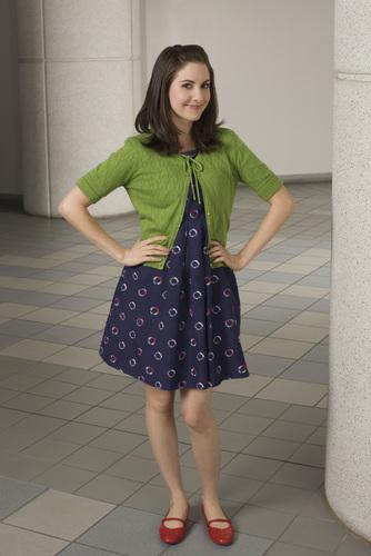 Alison Brie as Annie Edison