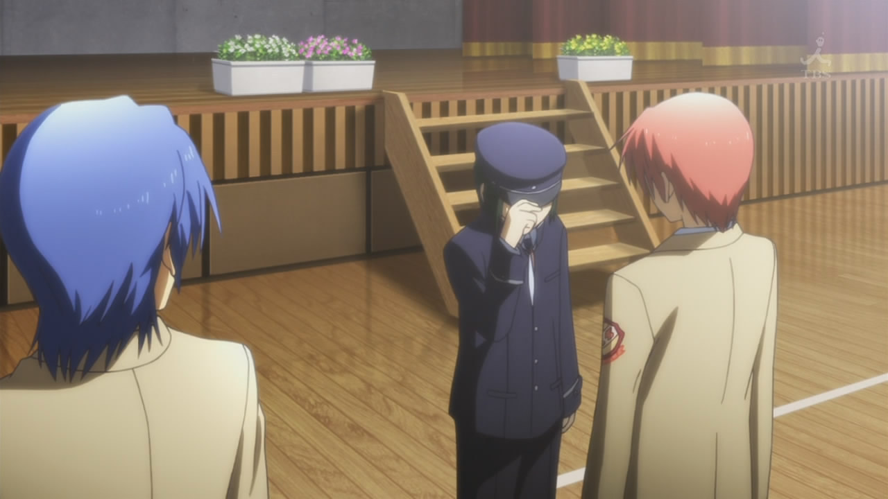 Download Gratis Naruto Shippuuden Subtitle Indonesia Episode 4 Free MP4 Tusfiles Anime Angel Beats