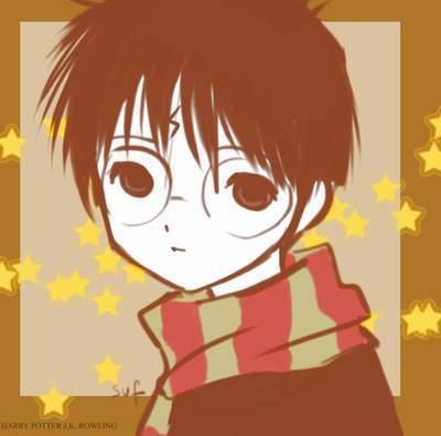 日本动漫 Harry