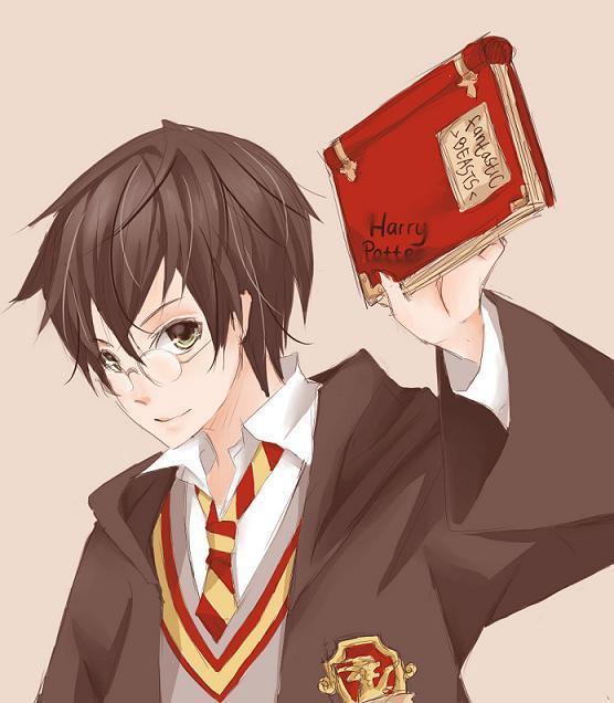 Anime Harry