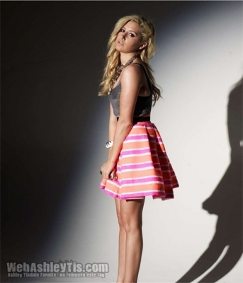 Ashley Tisdale Nylon Magazine Photoshoot