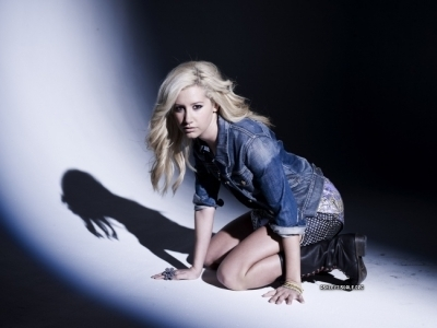 Ashley Tisdale Nylon Magazine Photoshoot
