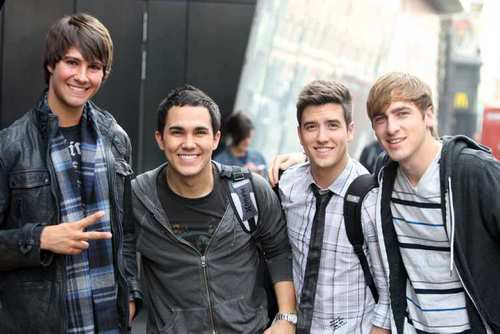 BTR in Londres (April, 18th 2011)