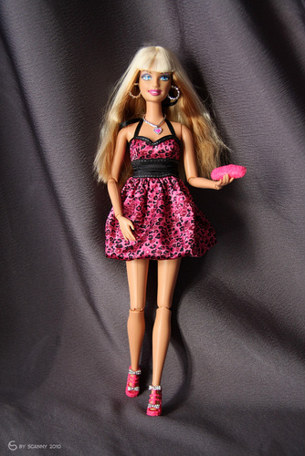 Barbie Fashionista wild