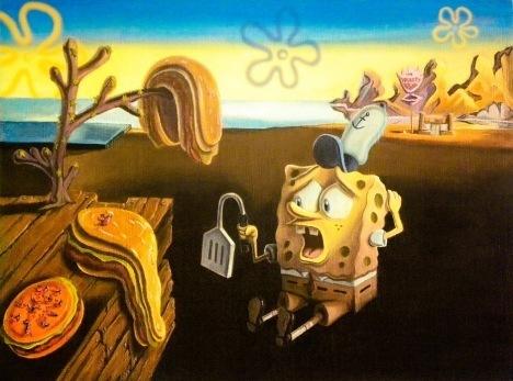 Sponge Art 2