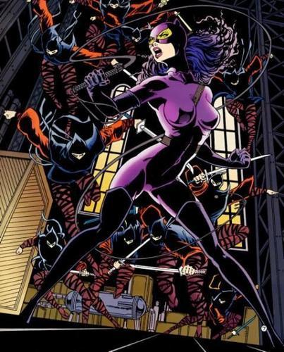 Catwoman sejak ms. mayhem