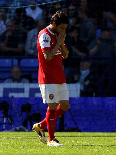 Cesc (Bolton - Arsenal)