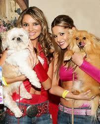 Cheryl and Nadine!