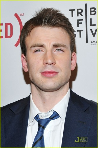 Chris @ Puncture Premiere in NYC
