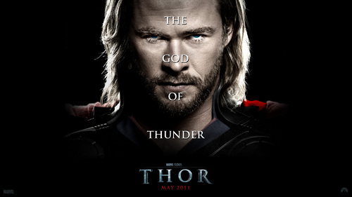 Chris in Thor
