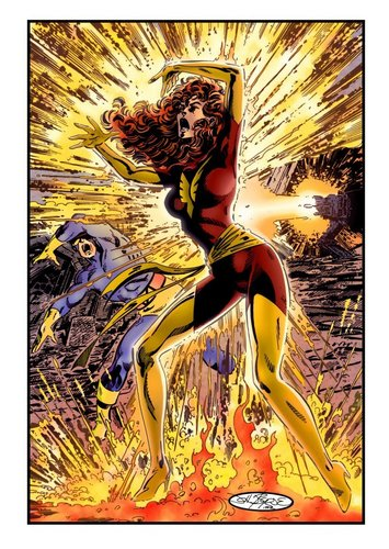Classic X-Men Phoenix