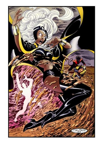 Classic X-men Storm