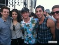 Coachella - logan-lerman photo
