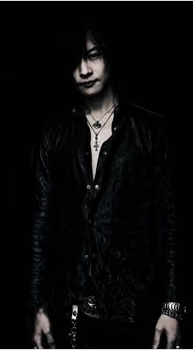 DIR EN GREY - Hageshisa Photoshoot (Toshiya)