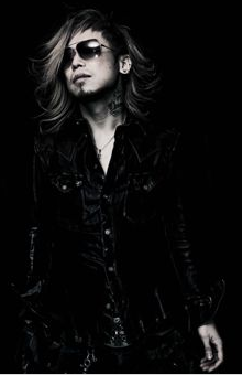 DIR EN GREY - Hageshisa Photoshoot (Kyo)