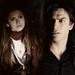 Damon and Elena - stelena-vs-delena icon