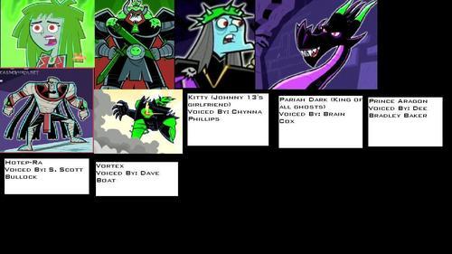 Danny Phantom Characters 4