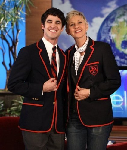 Darren on Ellen