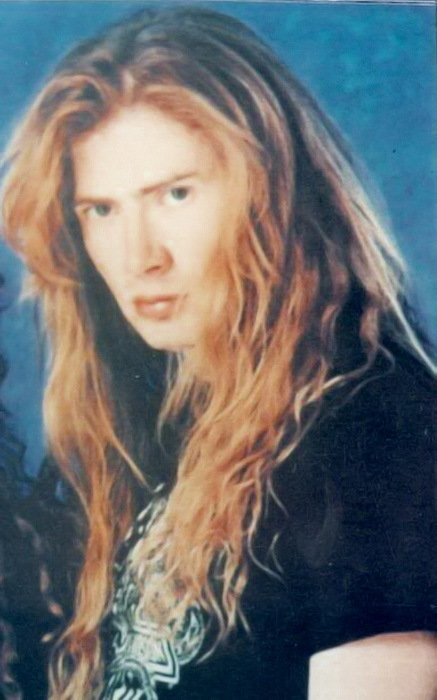 Dave Mustaine Dave Mustaine